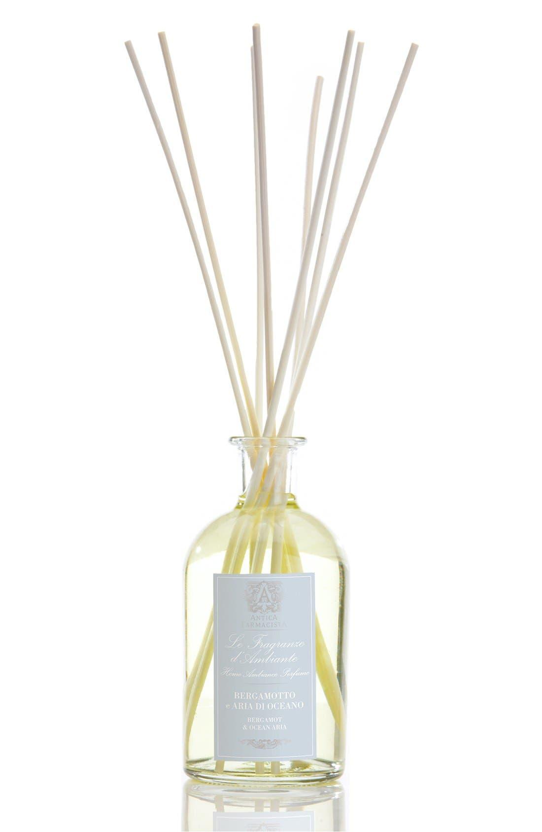 ,                             Bergamot & Ocean Aria Home Ambiance Perfume,                             Main thumbnail 1, color,                             NO COLOR