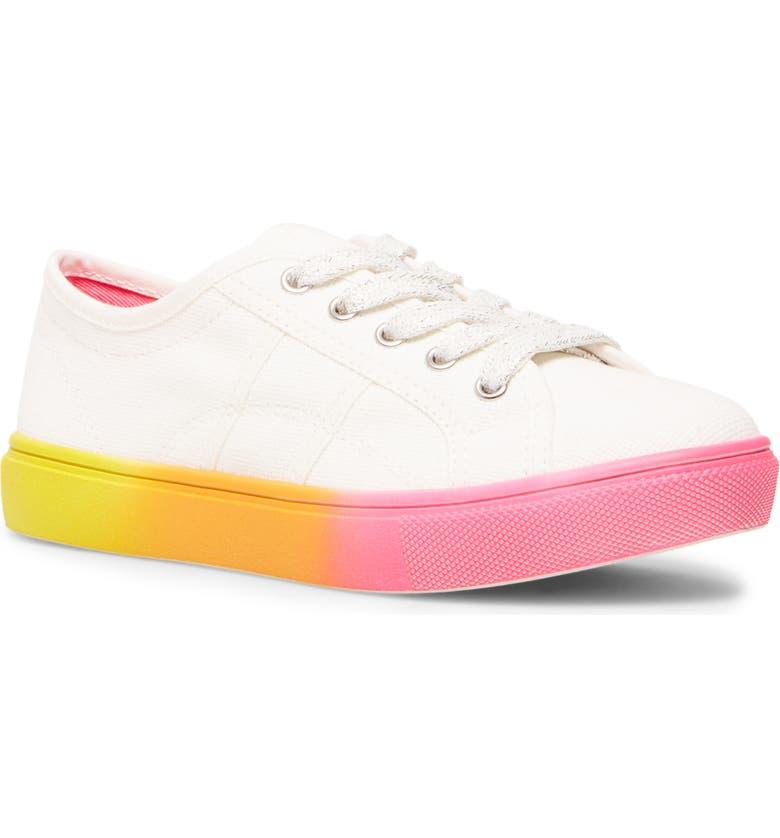 STEVE MADDEN Jemmi Sneaker, Main, color, WHITE