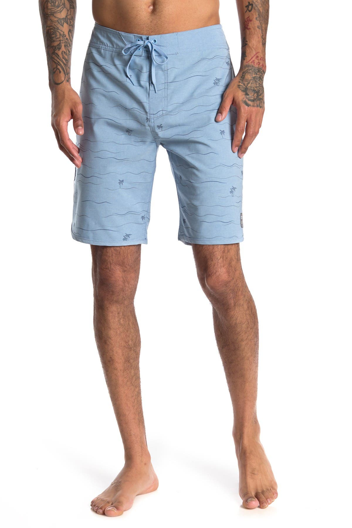 Image of TRAVIS MATHEW Cayos Board Shorts