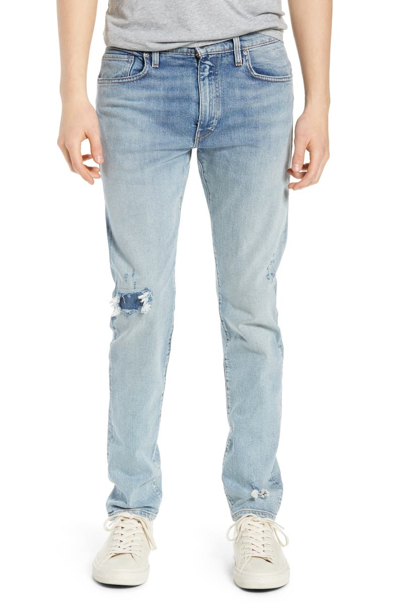 LEVI'S<SUP>®</SUP> MADE & CRAFTED<SUP>™</SUP> 512<sup>™</sup> Skinny Fit Jeans, Main, color, 423