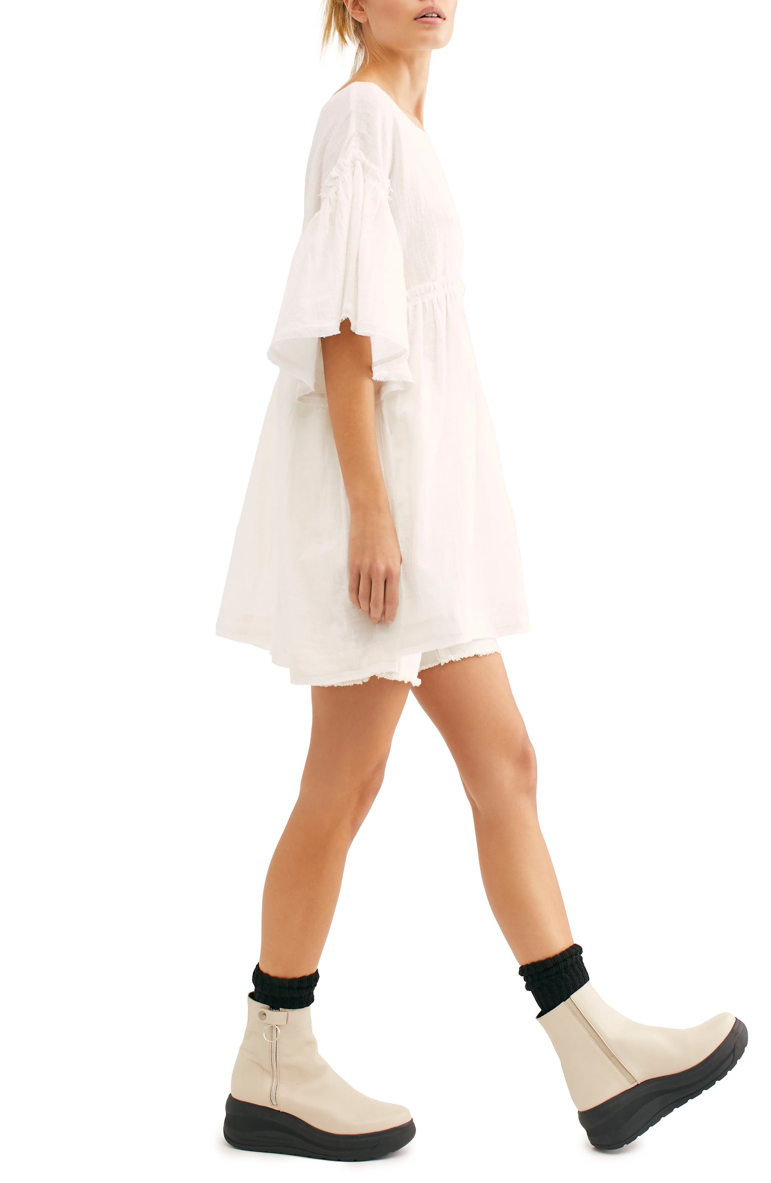 ,                             Summer Nights Top,                             Alternate thumbnail 3, color,                             WHITE