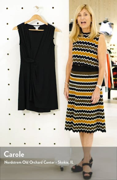 Paradisa Side Twist Sleeveless Dress, sales video thumbnail
