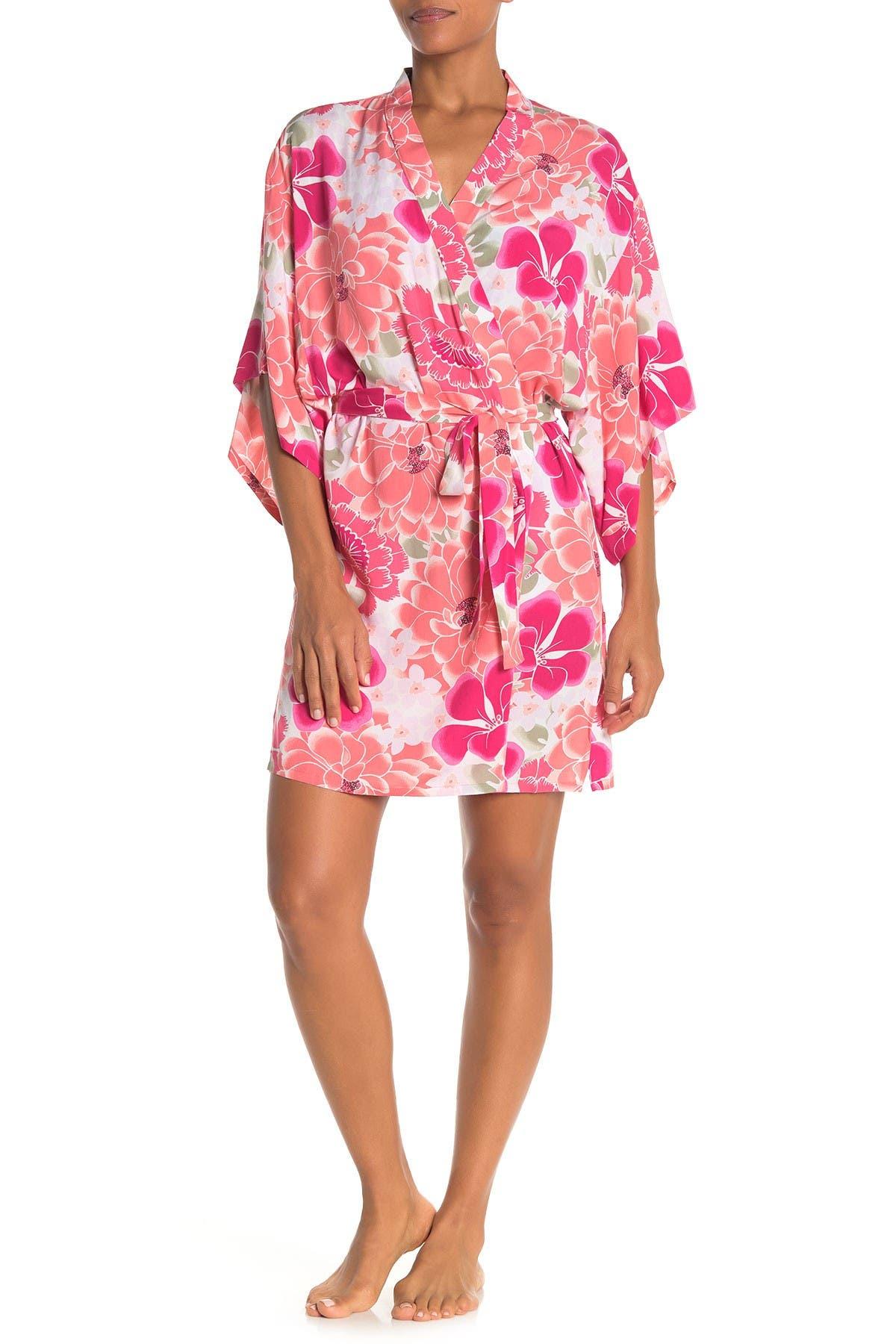 Image of Josie Printed Robe