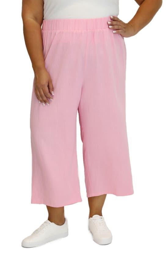 Maree Pour Toi Linens WIDE LEG PANTS