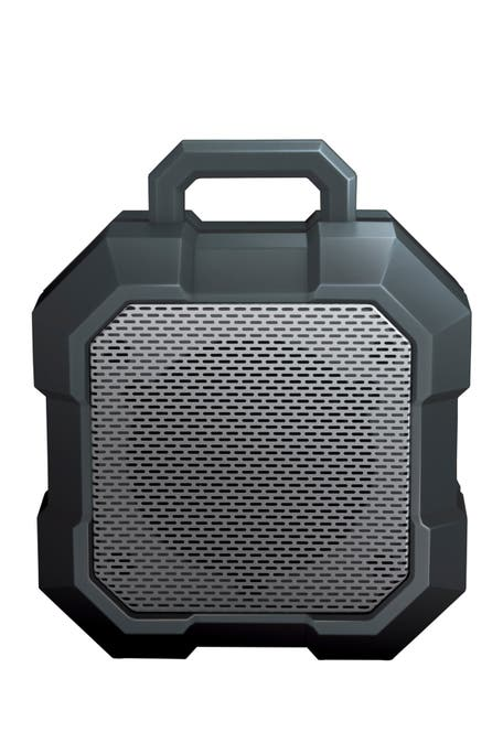 Polaroid - Rugged Wireless Speaker With Waterproof Universal Phone Pouch