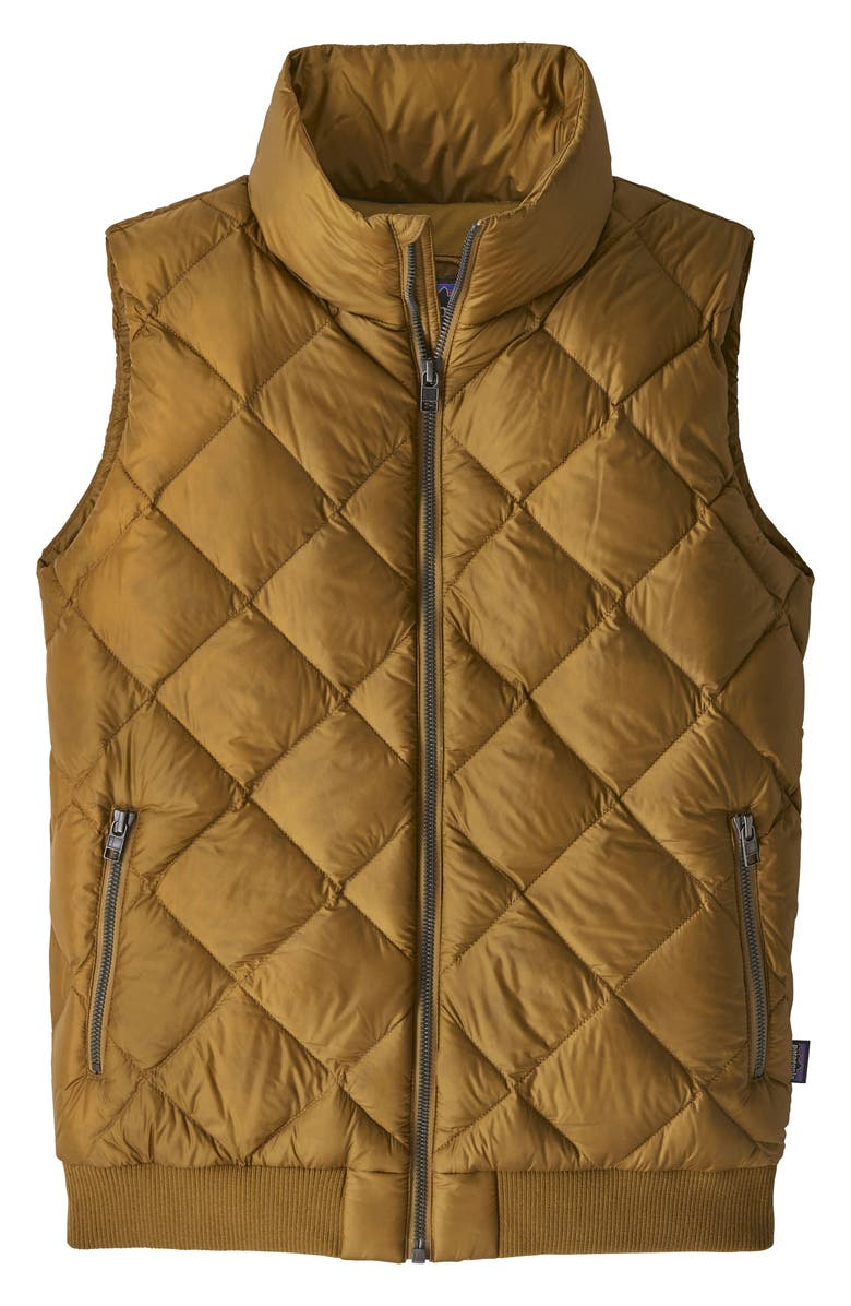 Patagonia Prow Bomber Down Vest Nordstrom