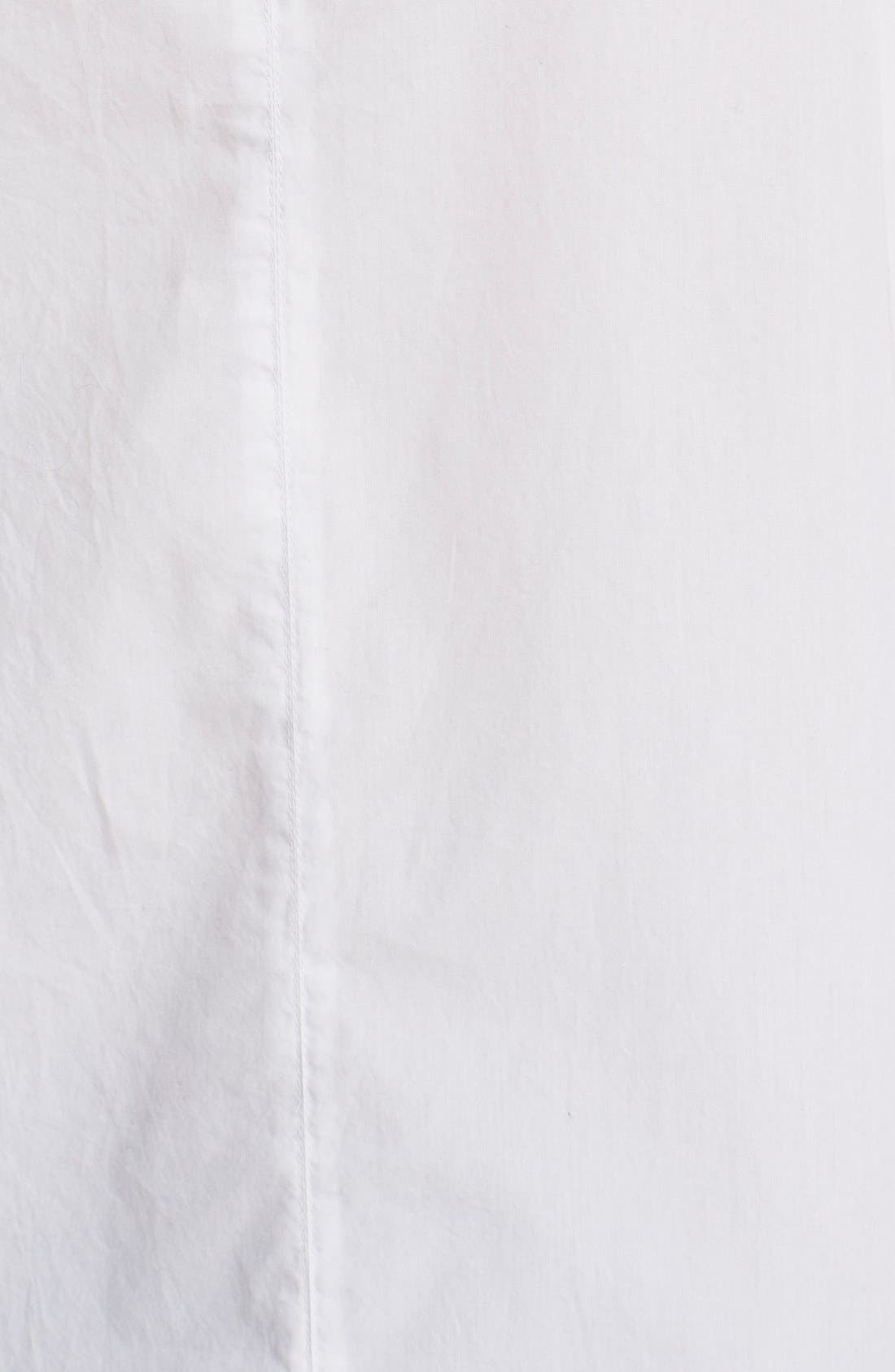 ,                             'Show Me Some Shoulder' Off the Shoulder Cotton Blouse,                             Alternate thumbnail 11, color,                             100
