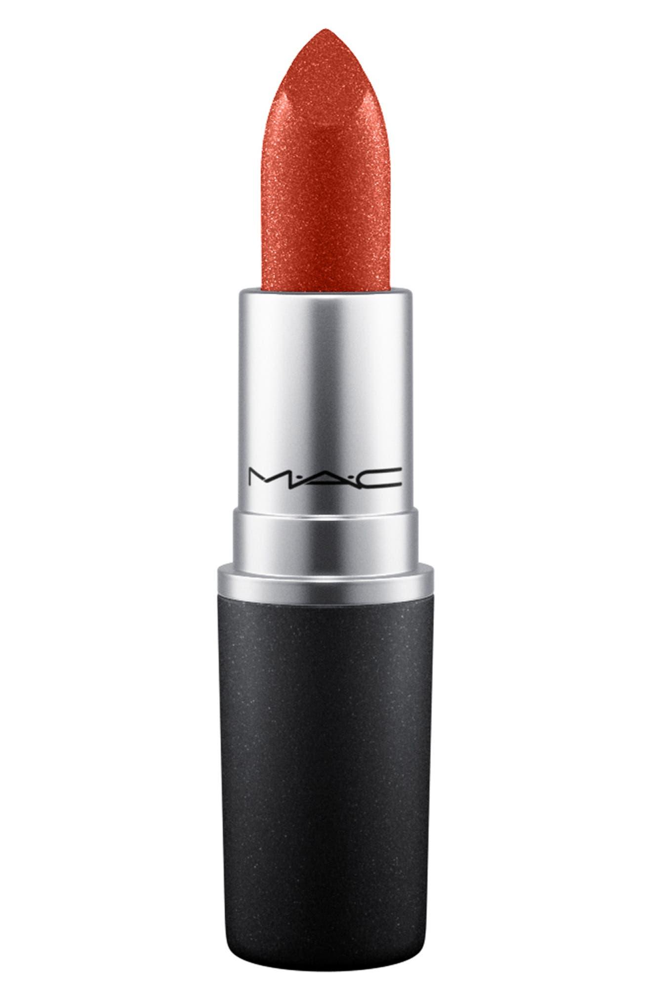 ,                             MAC Strip Down Nude Lipstick,                             Main thumbnail 303, color,                             290