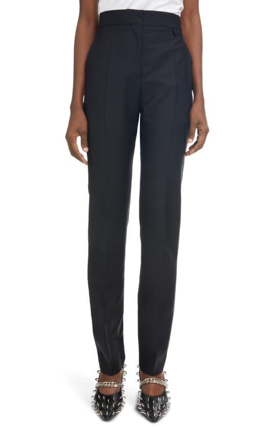 Givenchy Slim pants HIGH WAIST SLIM FIT PANTS