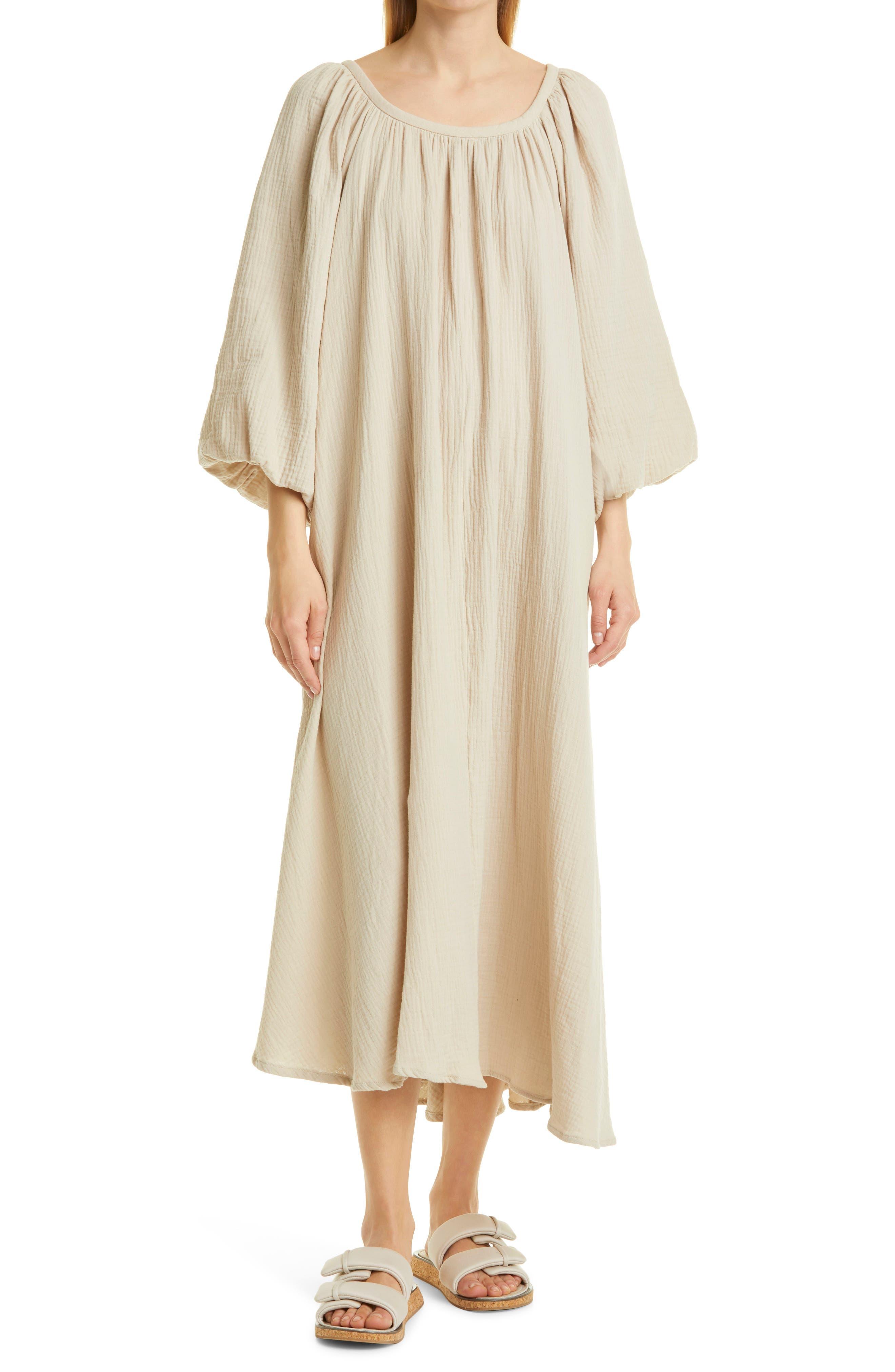Palopo Long Sleeve Dress