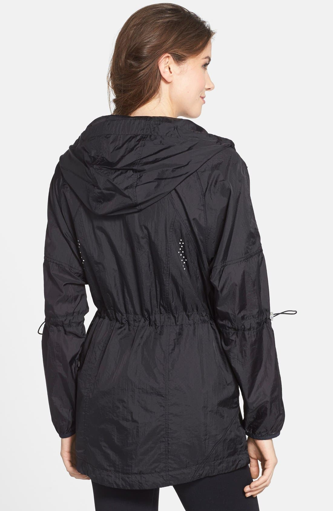 ,                             'Urban' Anorak,                             Alternate thumbnail 3, color,                             001