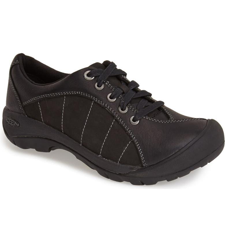 KEEN 'Presidio' Sneaker, Main, color, BLACK/ MAGNET