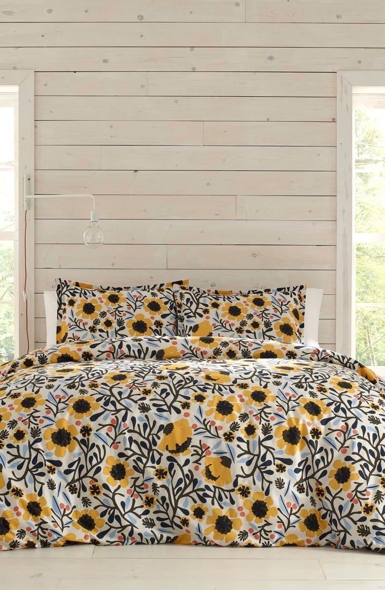 MARIMEKKO Mykero Comforter & Sham Set, Main, color, MULTI
