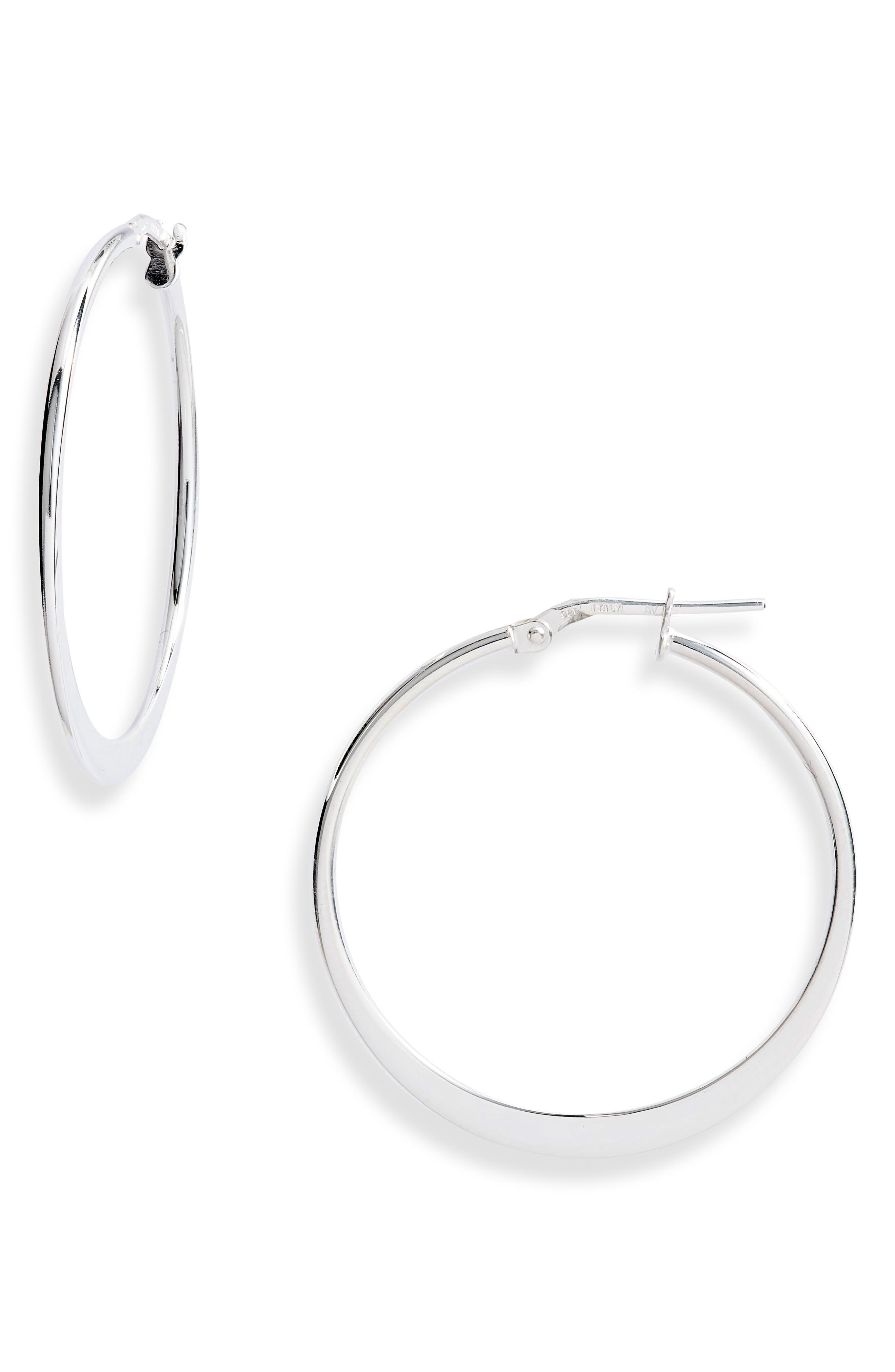 Small Hoop Earringss