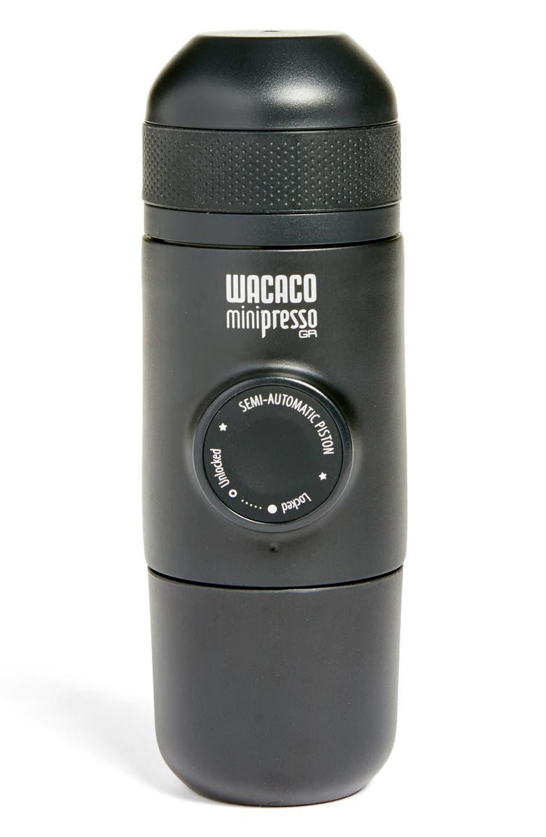 MOMA DESIGN STORE Minipresso Travel Espresso Maker, Main, color, 001