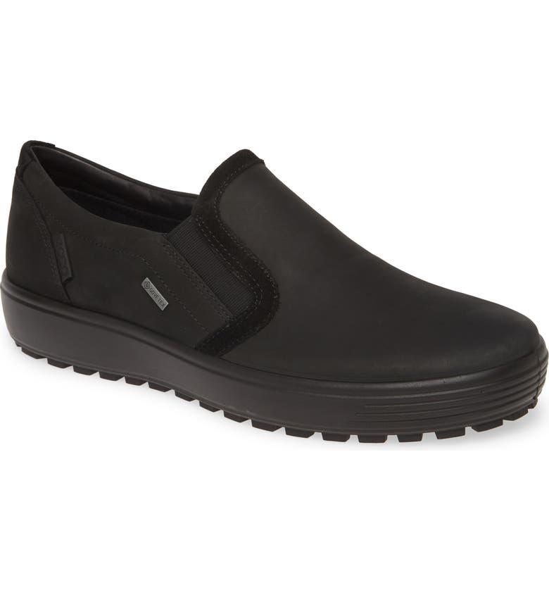 ECCO Soft 7 Sneaker, Main, color, 009