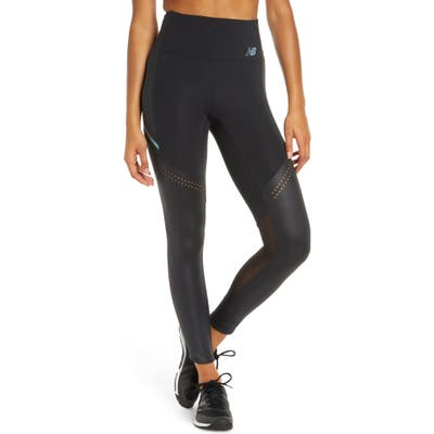 New Balance Q Speed Run Crew Tights