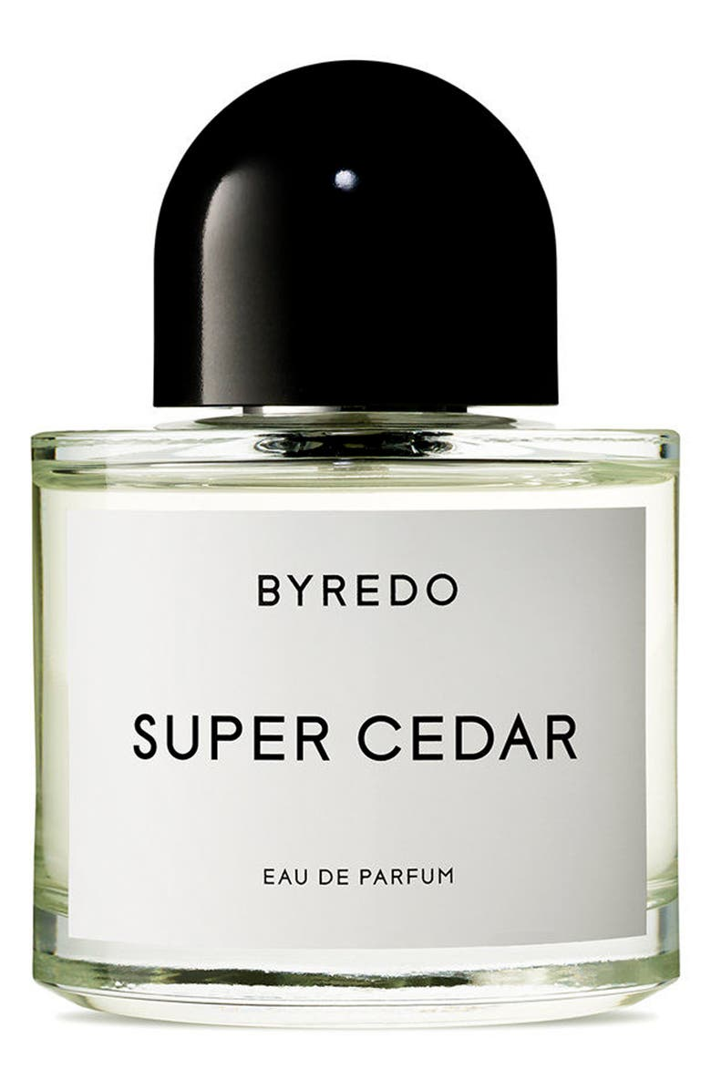BYREDO Super Cedar Eau de Parfum, Main, color, NO COLOR
