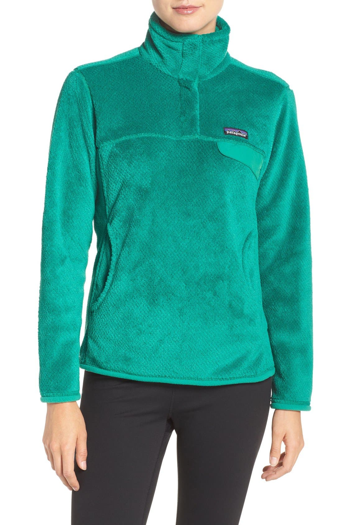 ,                             Re-Tool Snap-T<sup>®</sup> Fleece Pullover,                             Main thumbnail 111, color,                             309