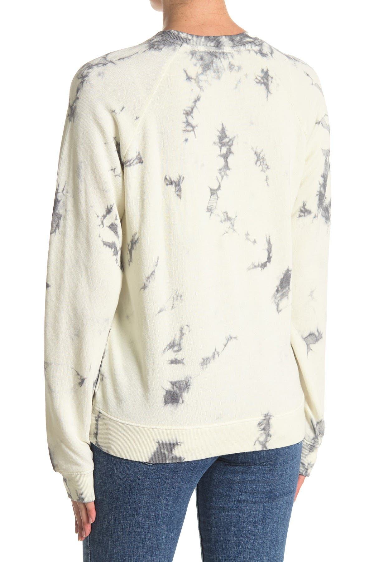 Image of Lucky Brand 'West' Tie Dye Sweatshirt