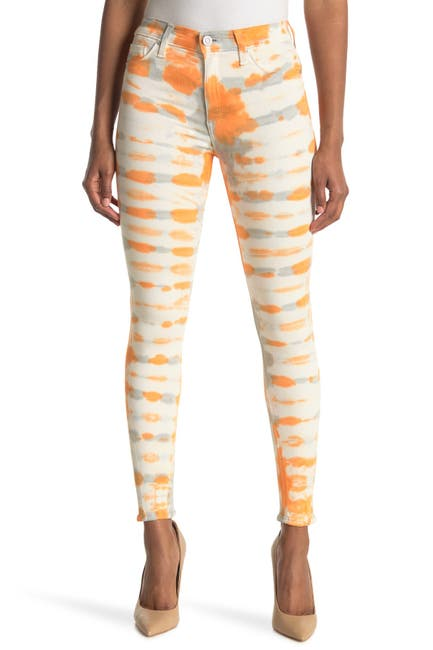Image of HUDSON Jeans Barbara High Waist Super Skinny Jeans