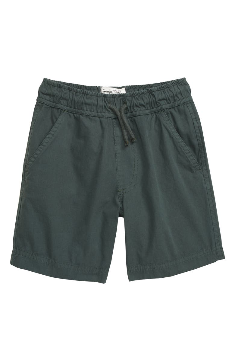 SOVEREIGN CODE Terra Shorts, Main, color, SEA PINE
