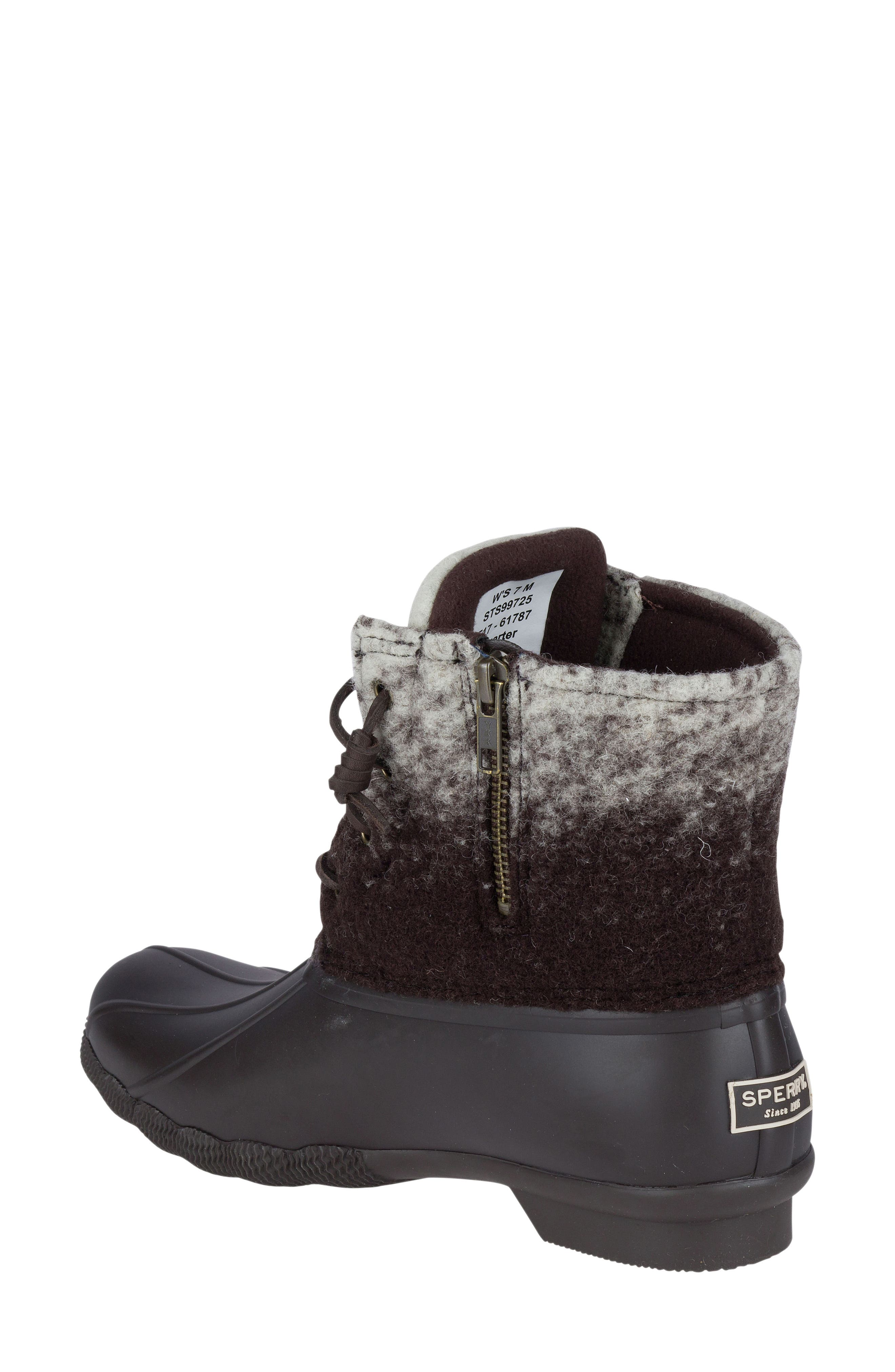 ,                             Saltwater Duck Boot,                             Alternate thumbnail 2, color,                             201