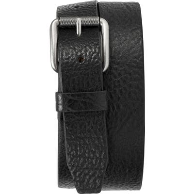Trask Cash Leather Belt