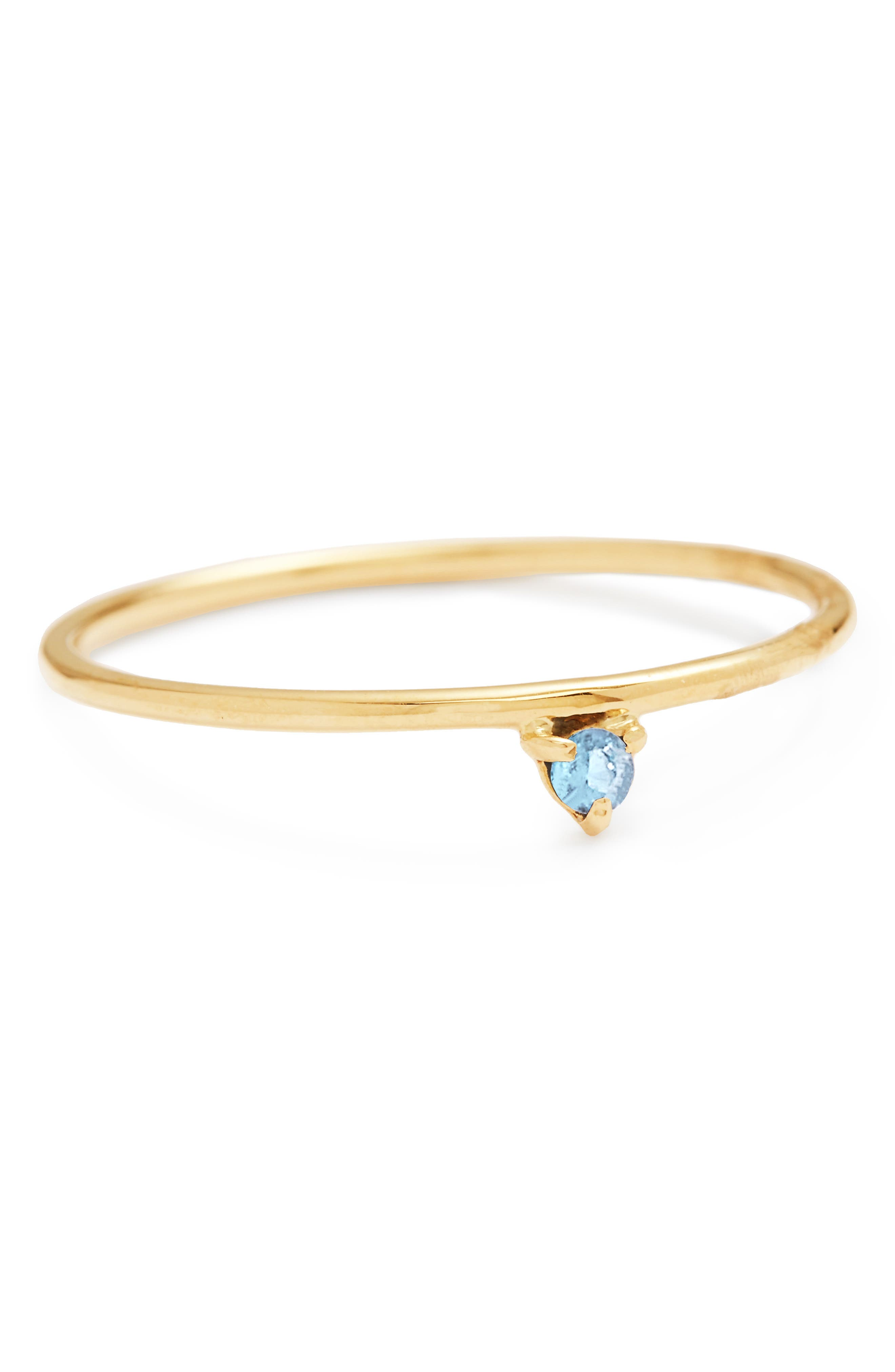 ,                             One Step Ring,                             Main thumbnail 1, color,                             YELLOW GOLD