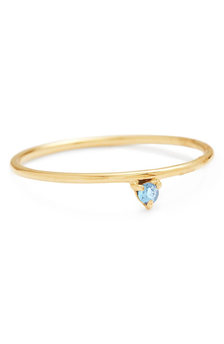 WWAKE One Step Ring, Main, color, YELLOW GOLD