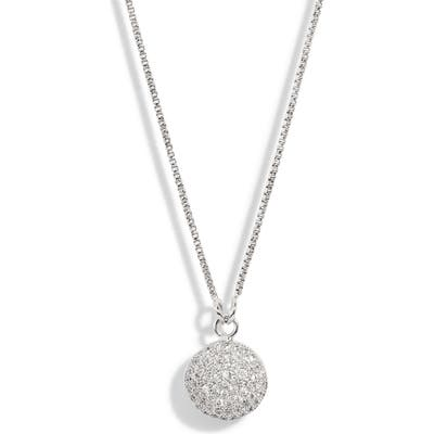 Karen London Glimmer Pendant Necklace