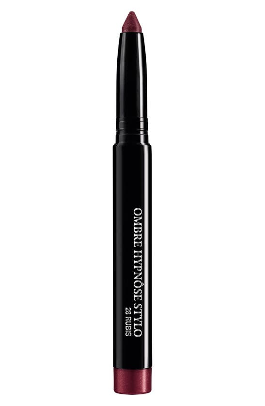 Lancôme Ombre Hypnose Stylo Eyeshadow In Rubis