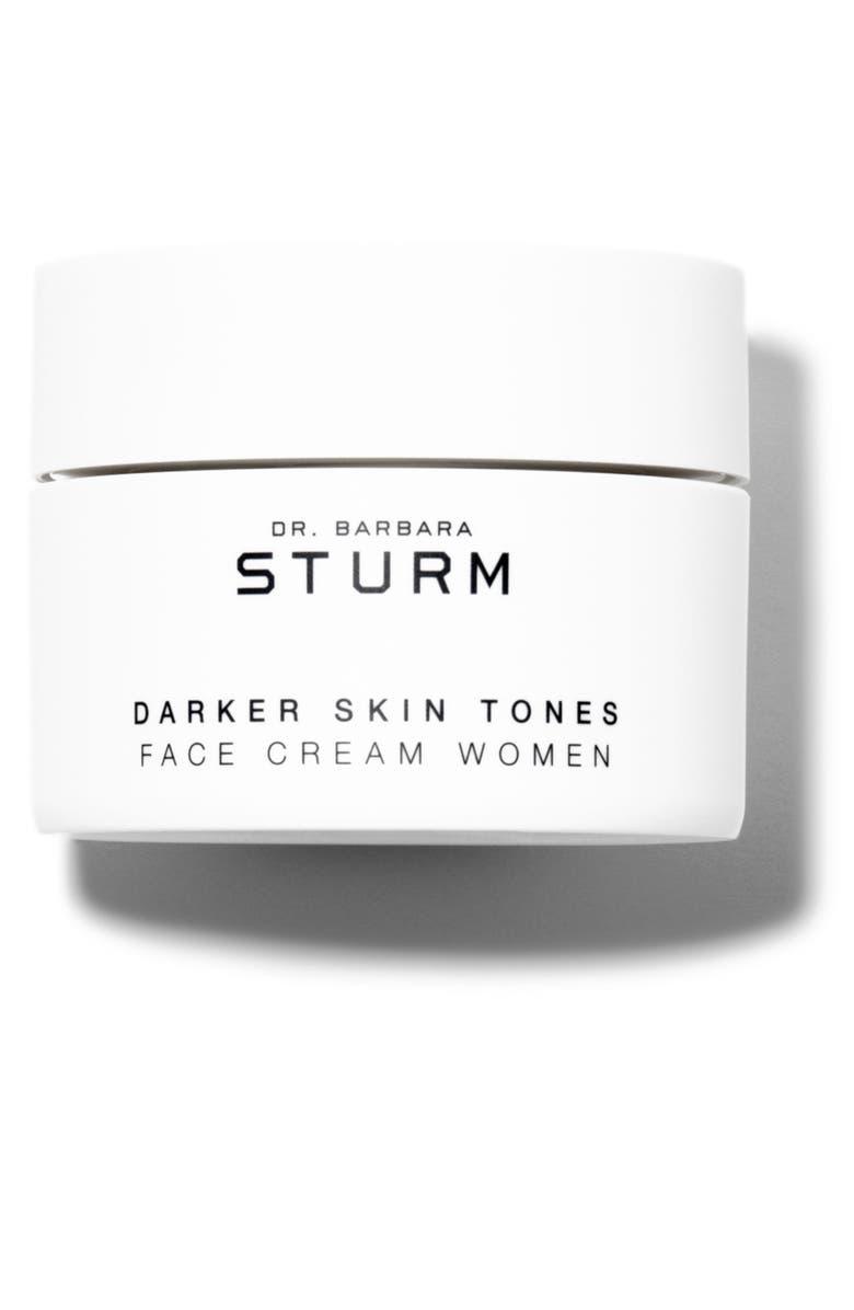 DR. BARBARA STURM Darker Skin Tones Face Cream, Main, color, NO COLOR