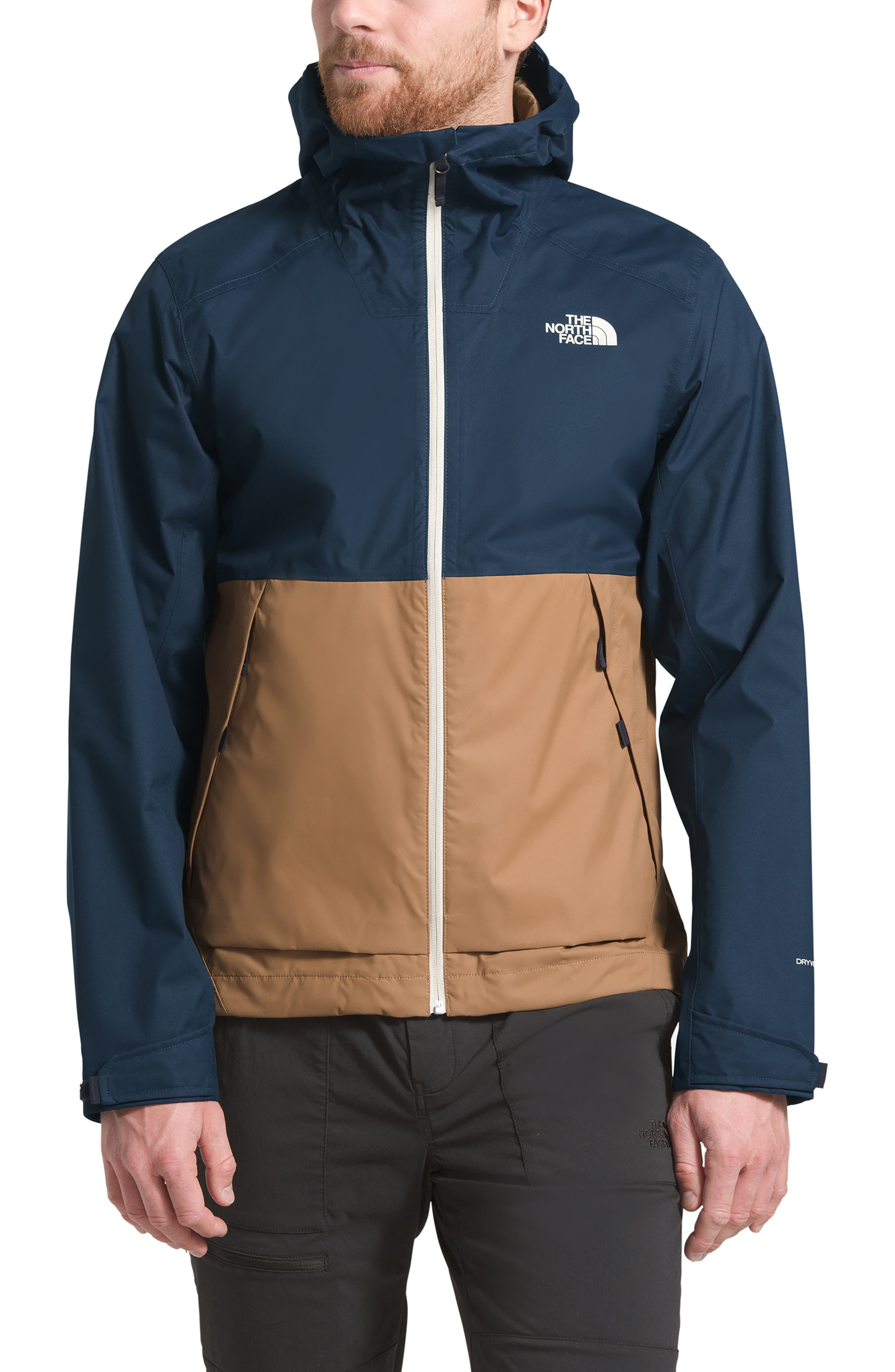The North Face Millerton Hooded Jacket, Blue