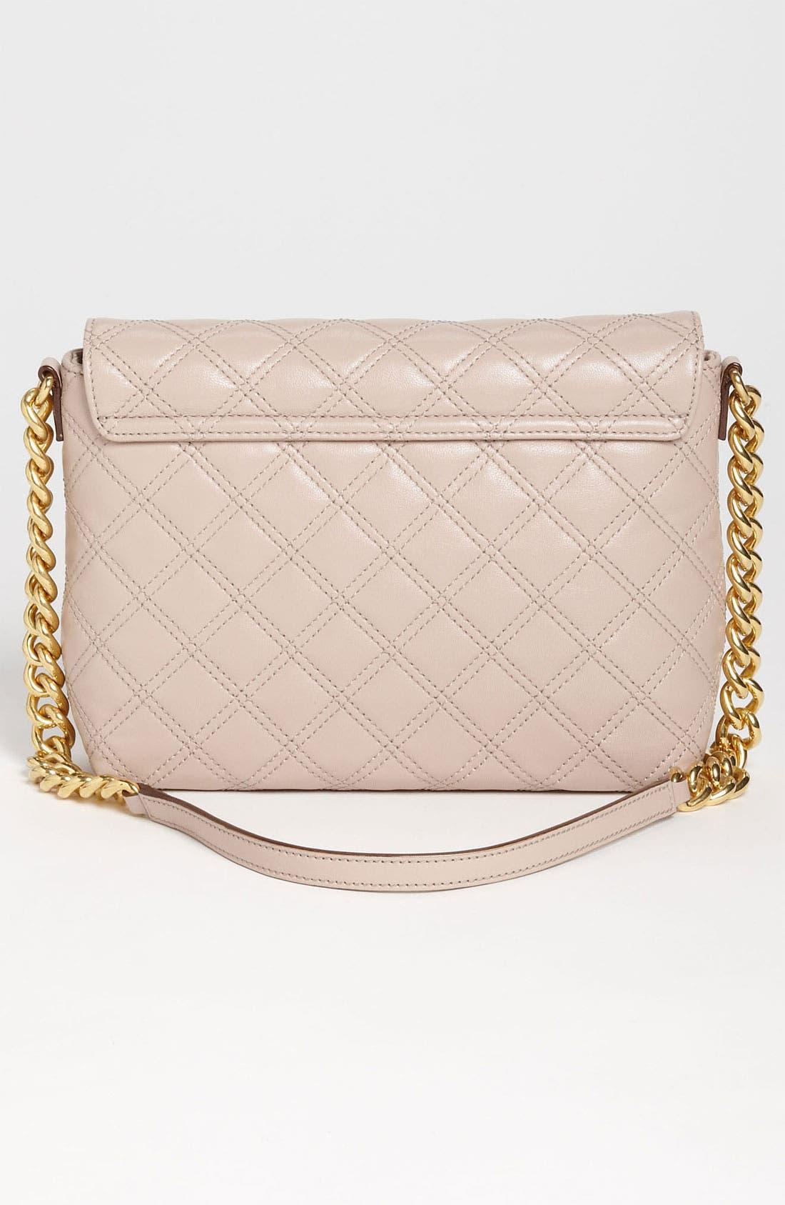 ,                             'Large Quilting Single' Leather Shoulder Bag,                             Alternate thumbnail 25, color,                             250