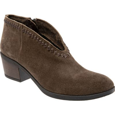 Bueno Chester Bootie - Brown