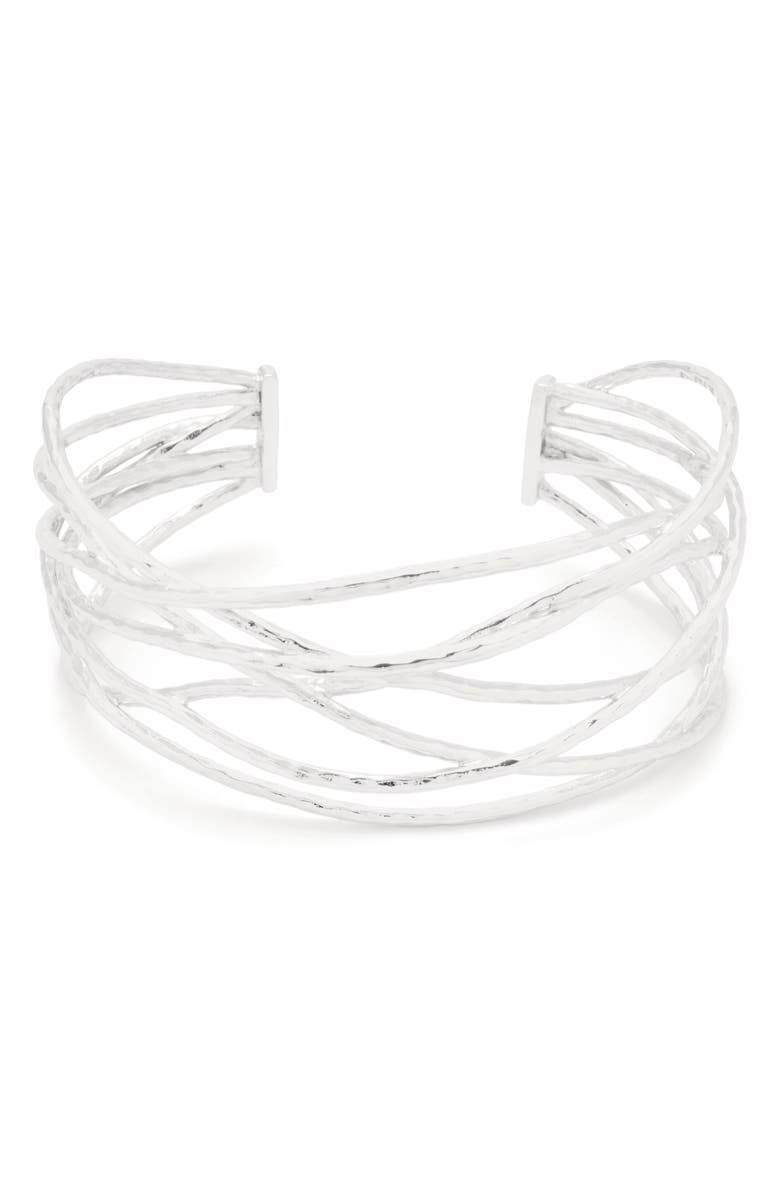 GORJANA Lola Wrist Cuff, Main, color, 040