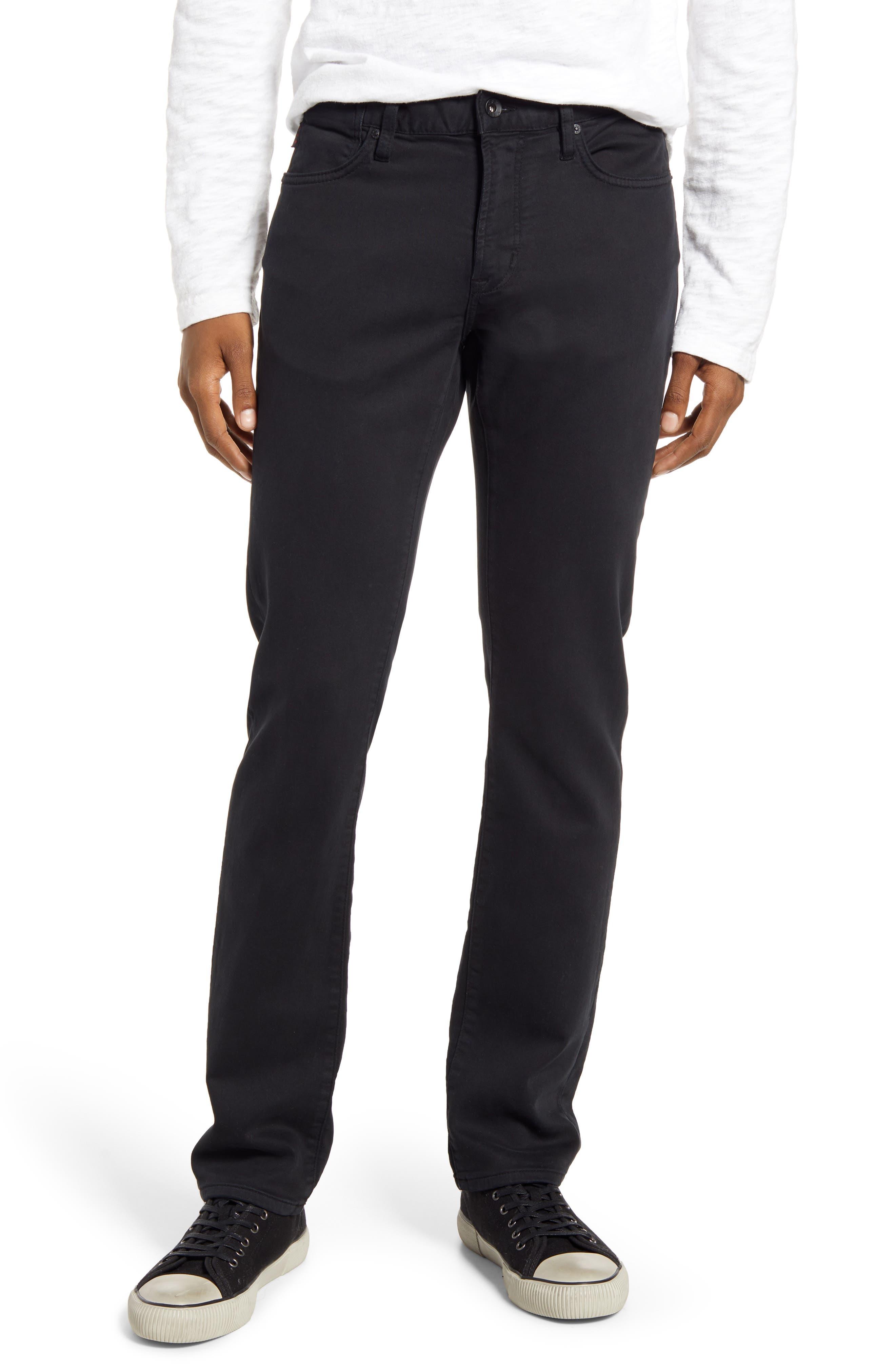 Men's John Varvatos Star Usa Men's Bowery Slim Straight Leg Jeans