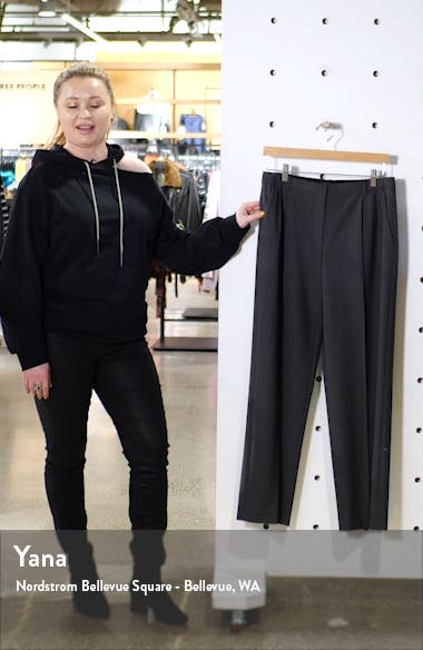 Trace A2 Stretch Wool Suit Trousers, sales video thumbnail
