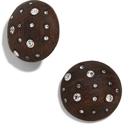 Baublebar Pega Button Stud Earrings