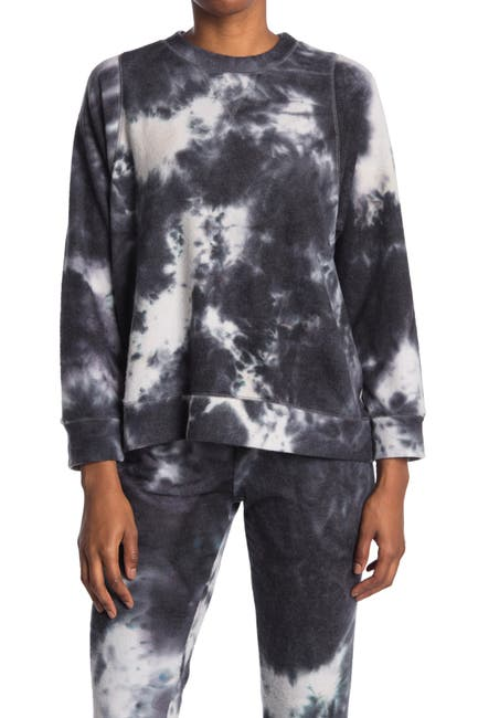 Image of FreeLoader Brushed Hacci Long Sleeve Sweater