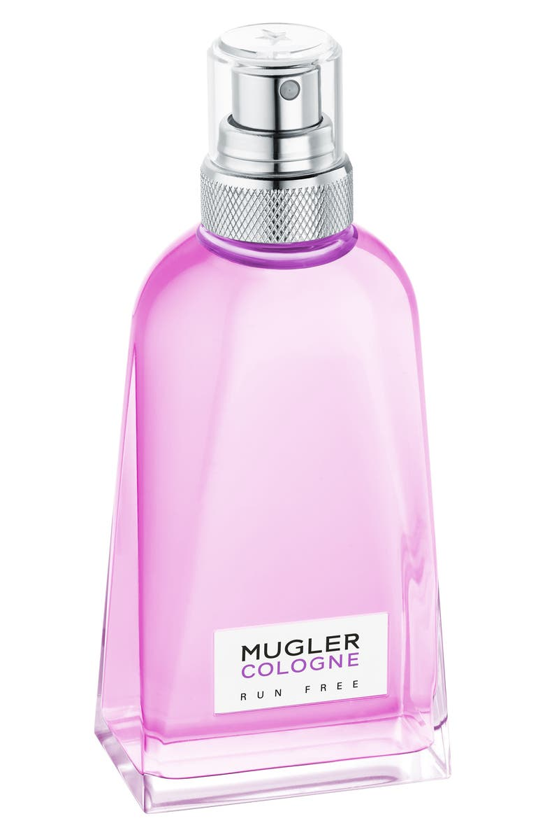 MUGLER Run Free Cologne, Main, color, NO COLOR
