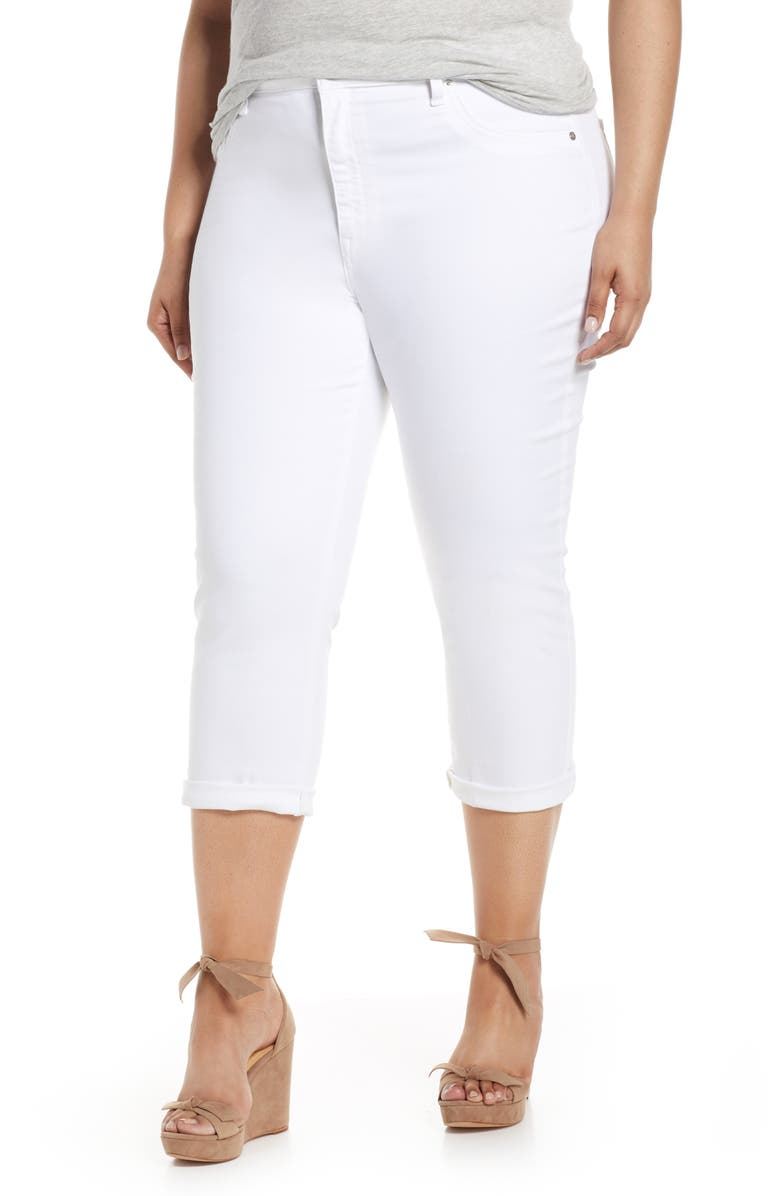 LUCKY BRAND Emma Crop Skinny Jeans, Main, color, 110