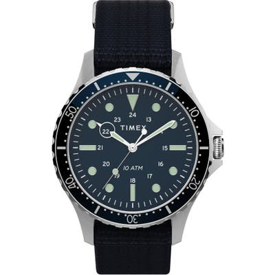 Timex Navi Xl Nato Strap Watch, 41mm