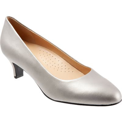 Trotters Fab Pump, Metallic