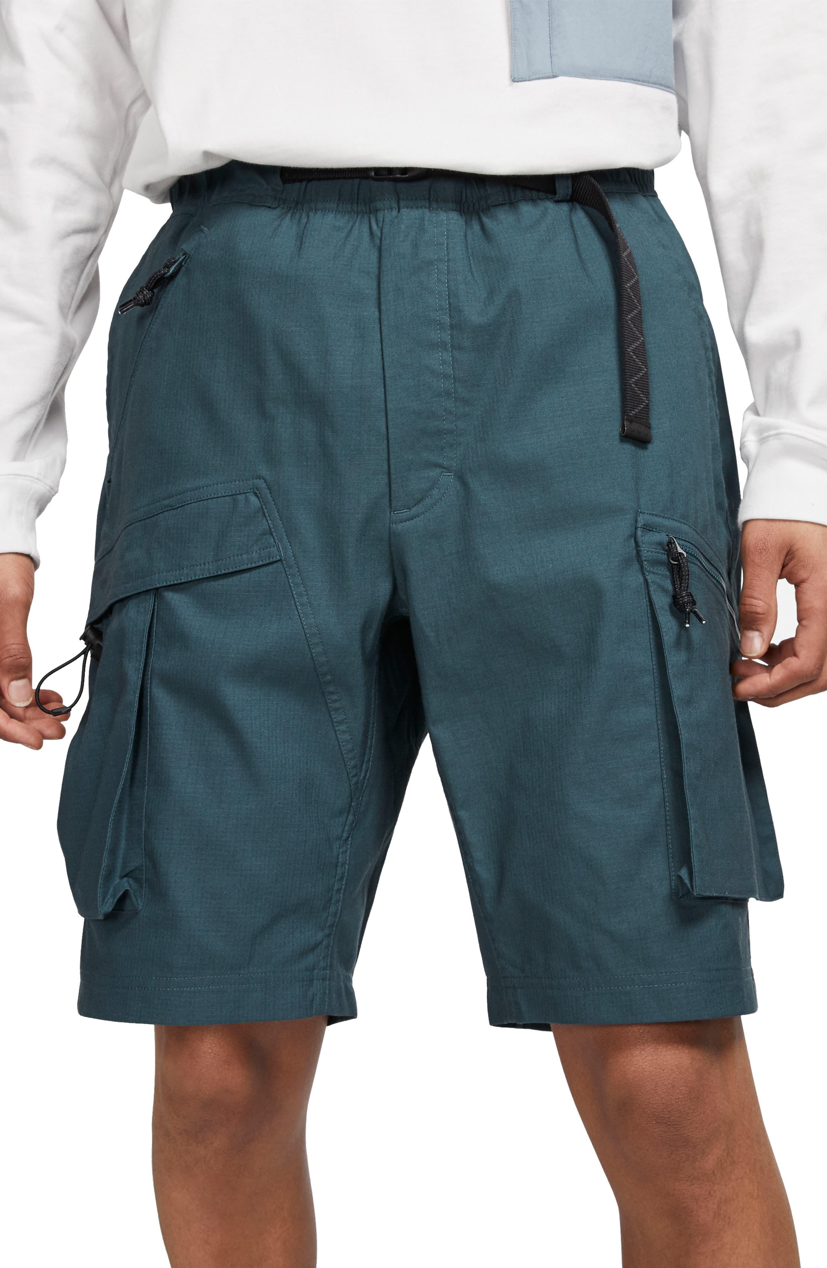 Nike Acg Cargo Shorts, Green
