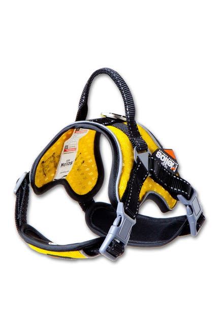 Image of Pet Life Dog Helios 'Scorpion' Sporty High-Performance Free-Range Dog Harness - Small