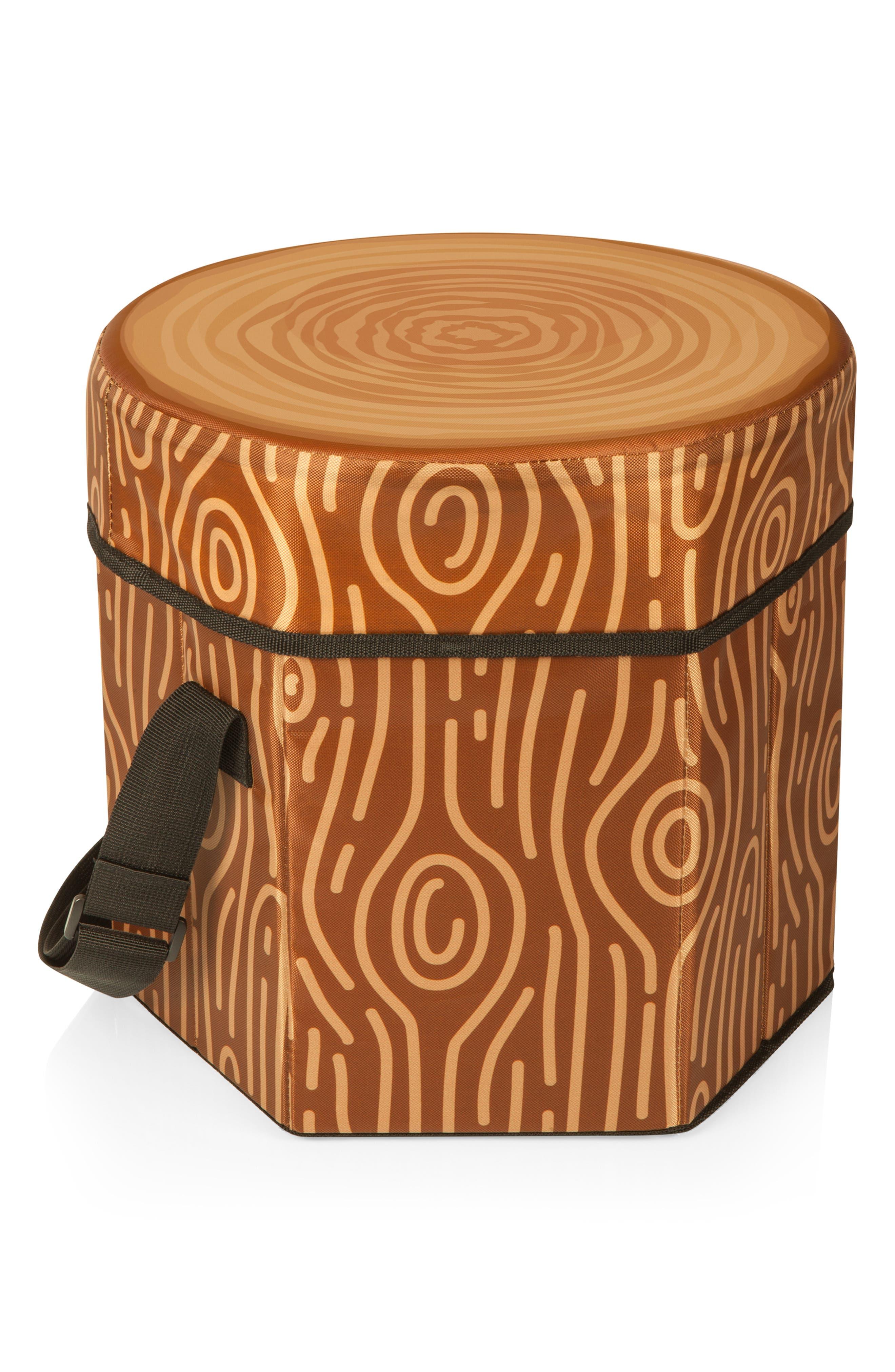 Bongo Cooler, Main, color, BROWN