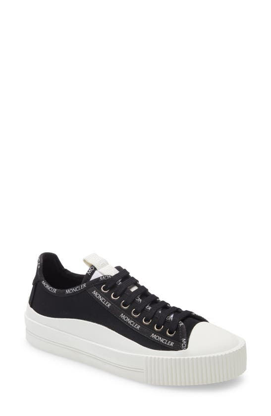 MONCLER Canvases GLISSIERIE SNEAKER