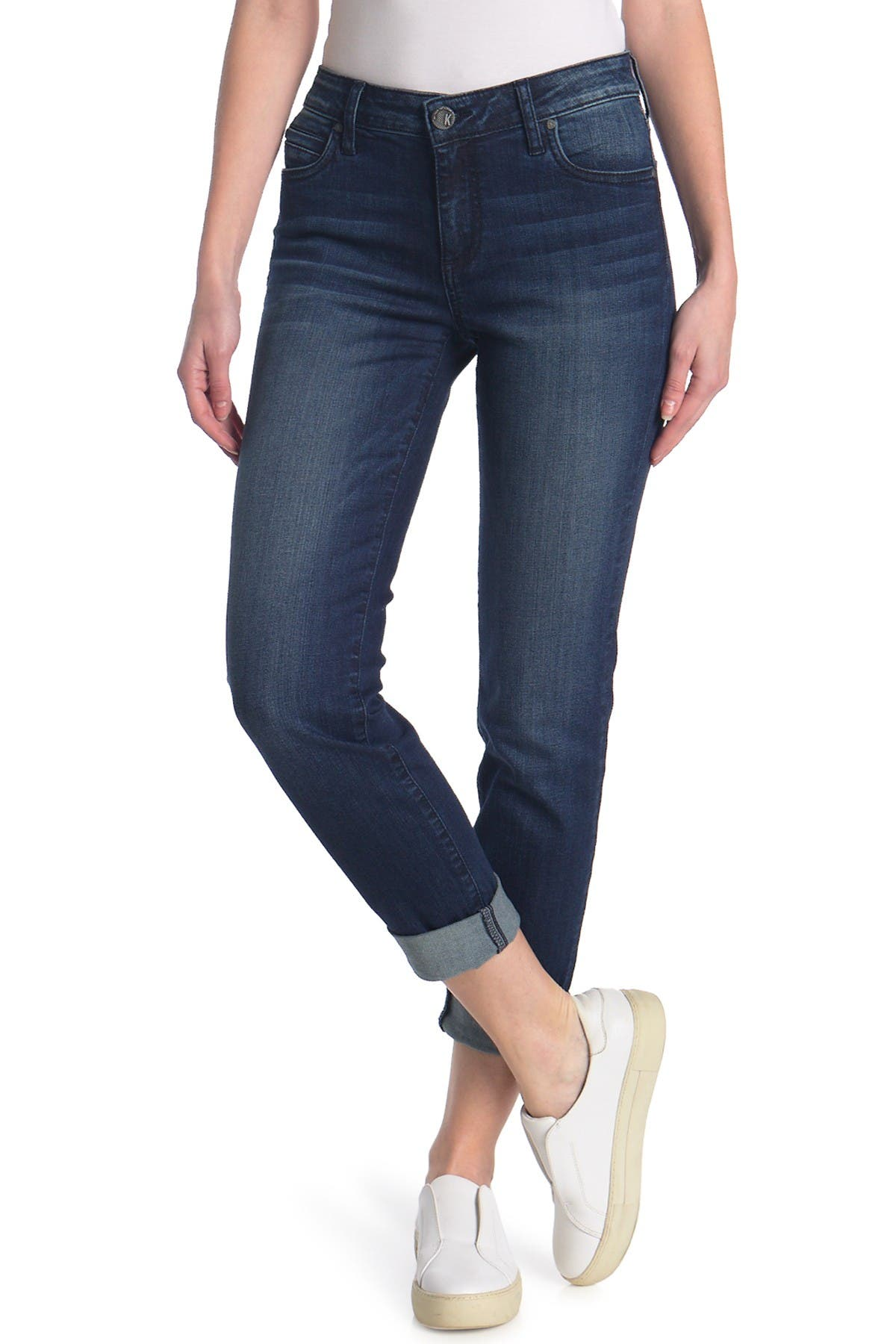 Image of KUT from the Kloth Catherine Boyfriend Jeans